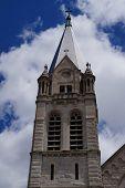 pic of illinois  - A belfry of the Saint Joseph Catholic Church - JPG
