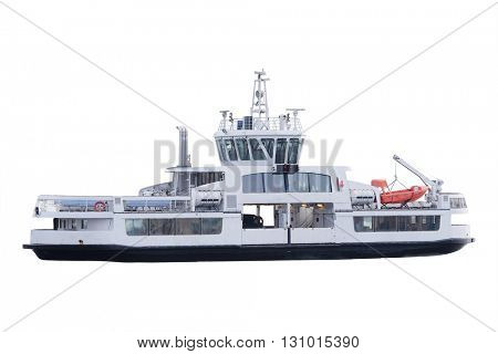 The image of boat