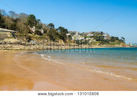 South Sands Beach Salcombe