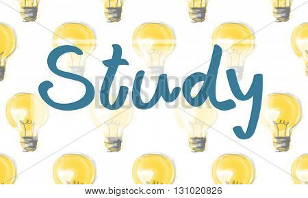 Study Learning Education Academic Concept