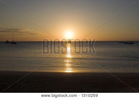 Caribbean Sunset - Jamaica
