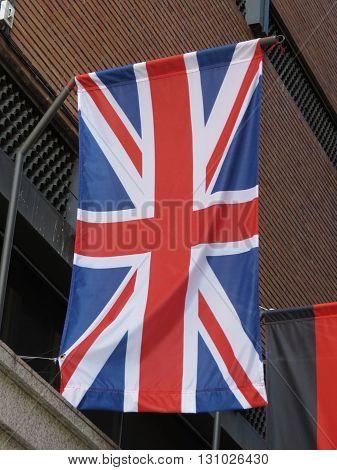 Union Jack Floating