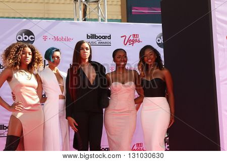 LAS VEGAS - MAY 22:  Destiny Rising at the Billboard Music Awards 2016 at the T-Mobile Arena on May 22, 2016 in Las Vegas, NV