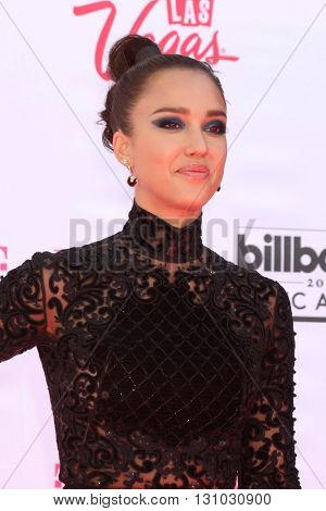 LAS VEGAS - MAY 22:  Jessica Alba at the Billboard Music Awards 2016 at the T-Mobile Arena on May 22, 2016 in Las Vegas, NV