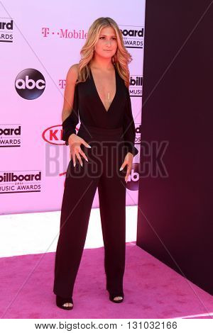 LAS VEGAS - MAY 22:  Lexxy Saal at the Billboard Music Awards 2016 at the T-Mobile Arena on May 22, 2016 in Las Vegas, NV
