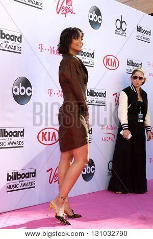 LAS VEGAS - MAY 22:  Rihanna at the Billboard Music Awards 2016 at the T-Mobile Arena on May 22, 2016 in Las Vegas, NV