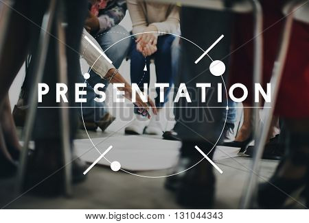 Presentation Present Perform Launch Demonstration Concept