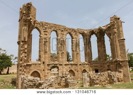 St George Of The Latins Church, Famagusta, Cyprus