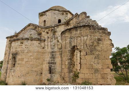 St Nikolas Byzantine Church, Famagusta, Cyprus