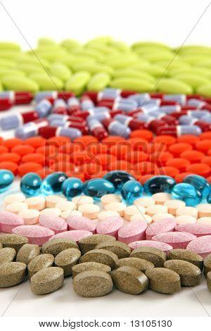 Pill Line Up