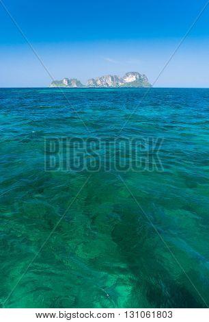 Exotic Getaway Idyllic Lagoon