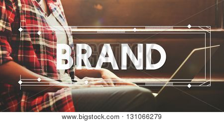 Brand Branding Marketing Commercial Advertising Product Concept