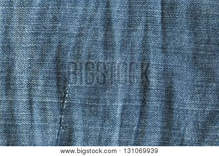 blue denim jean texture background, clothing industry