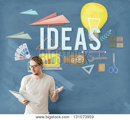 Ideas Proposition Strategy Suggestion Tactics Concept