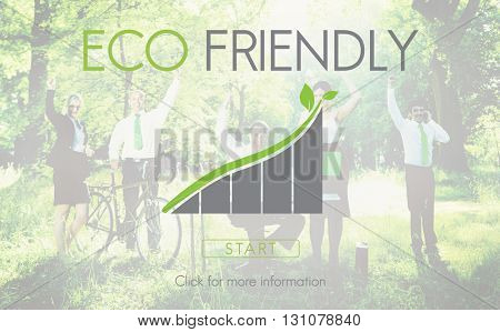 Eco Friendly Green Environment Ecology Concept