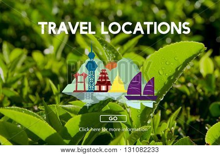 Travel Location Destination Journey Tourism Concept