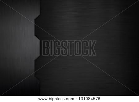 black metal template background