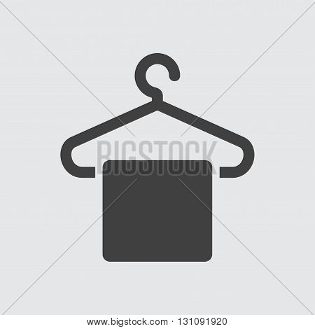 Towel icon illustration isolated vector sign symbol