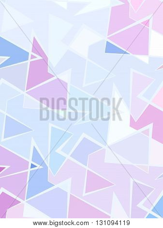 Abstract color background of broken lines. Colorful striped pattern