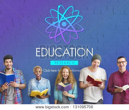 Education College Insight Intelligence Learning Concept