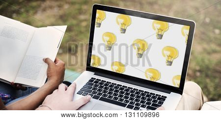Bulb Electricity Illumination Idea Lighting Concept