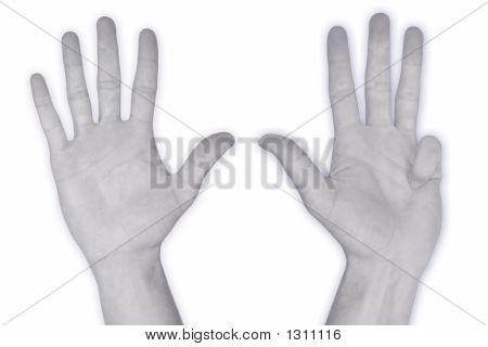 Hand Nr. 9 – Nine