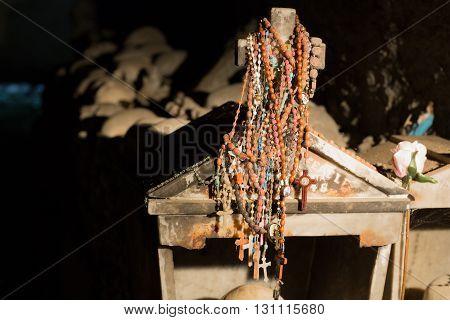 Rosary In Ossuary