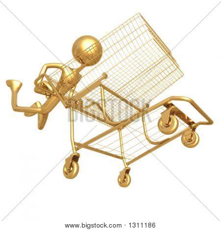 Extreme Shopping Cart