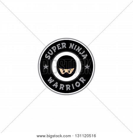 Ninja Boy Cartoon