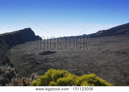 Formica Leo Crater, Reunion Island, France