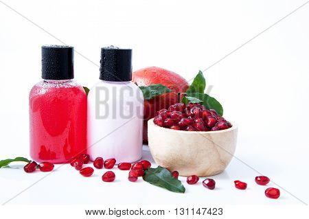 Bottle Of Toiletries