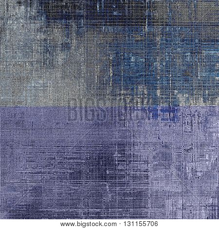 Cute colorful grunge texture or tinted vintage background. With different color patterns: brown; blue; gray; black
