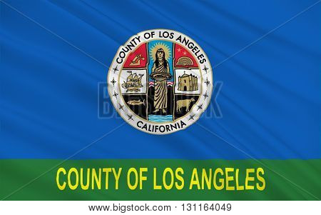 Flag of Los Angeles County officially the County of Los Angeles is the most populous county in the United States