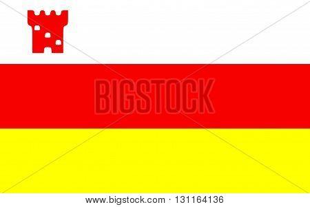Flag of Santa Barbara is the county seat of Santa Barbara County in the U.S. state of California