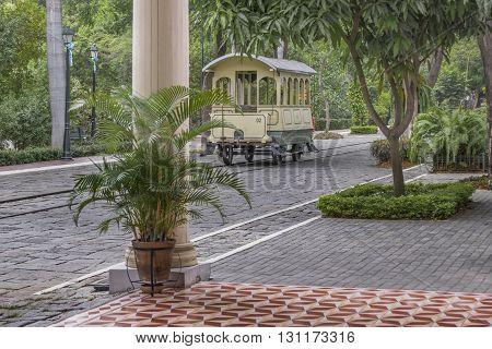 Historic Park Guayaquil Ecuador