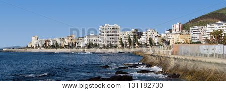 View Of Sea Point Cape Town South Africa 01