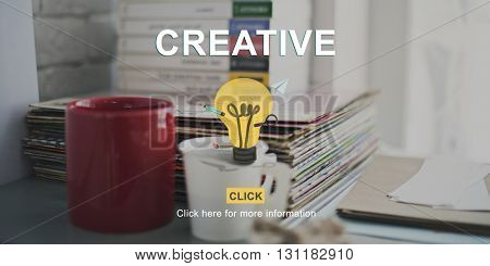 Creative Ideas Creativity Think Outside the Box Concept