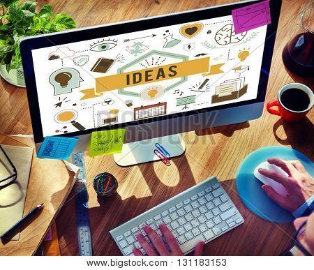 Ideas Action Design Plan Proposal Strategy Tactics Concept