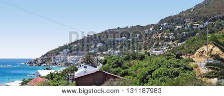 View Of Clifton Cape Town South Africa