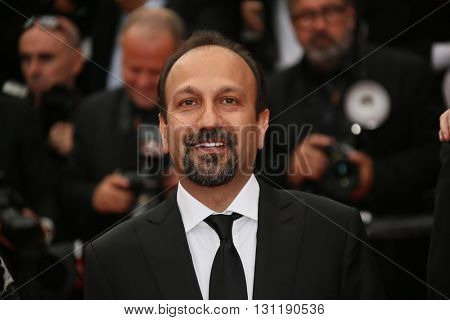 Asghar Farhadi attends the Closing Ceremony of the 69th annual Cannes Film Festival at the Palais des Festivals on May 22, 2016 in Cannes, France.