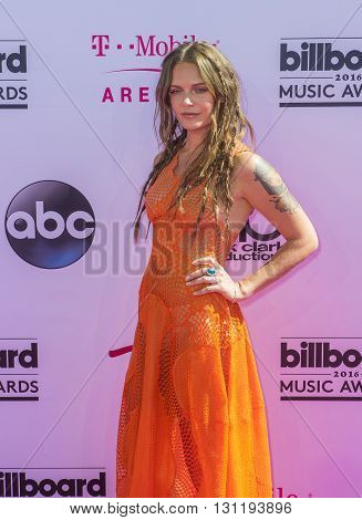 LAS VEGAS - MAY 22 : Recording artist Tove Lo attends the 2016 Billboard Music Awards at T-Mobile Arena on May 22 2016 in Las Vegas Nevada.