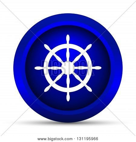 Nautical Wheel Icon