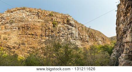 Vulture Gorge Botswana Africa