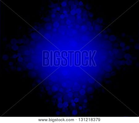 Abstract dark blue background for technology business computer or electronics products
