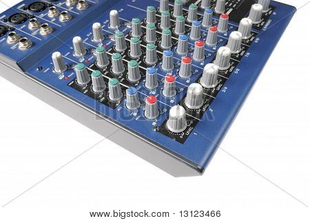 Preamp Mixing Board