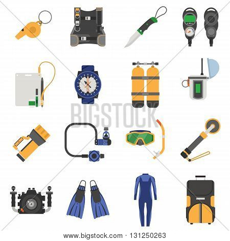 Snorkeling And Diving Activity Equipment