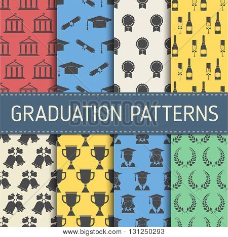 Education Graduation Pattern Collection