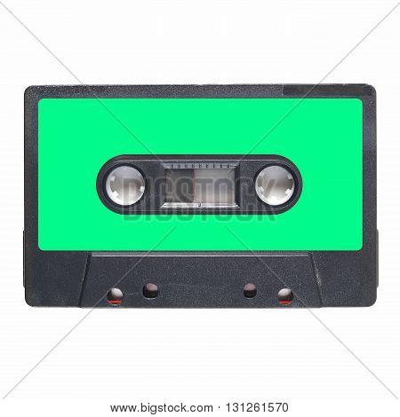 Tape Cassette Green Label