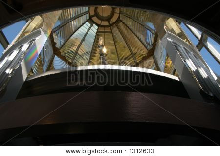 Inside Lighthouse
