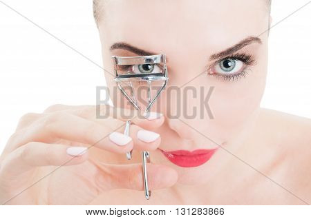 Metalic Eyelash Curler